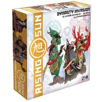 270x270-Настольная игра Hobby World Восходящее Солнце. Вторжение Династии