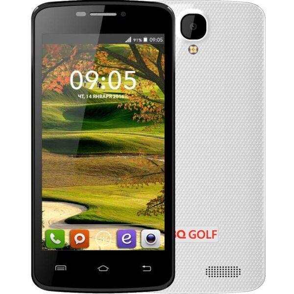 Смартфон BQ-Mobile BQS-4560 Golf Белый