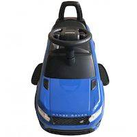 Электромобиль-каталка CHI LOK BO Range Rover Sport SVR 642 синий