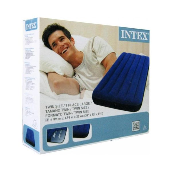 Надувной матрас INTEX Twin Classic 68757