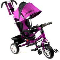270x270-Детский велосипед Favorit Trike Classic FTC-108E (фиолетовый)