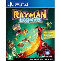 270x270-Игра Rayman Legends для PlayStation 4