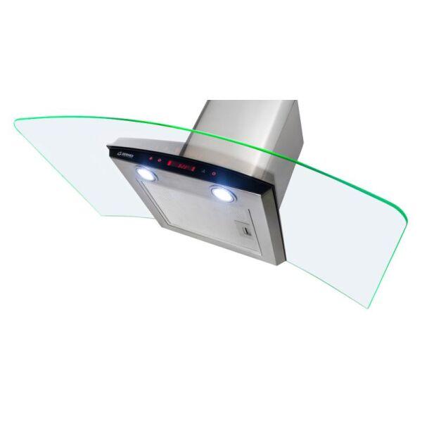 Вытяжка Germes Альт сенсор (90см, LED, нерж. сталь)