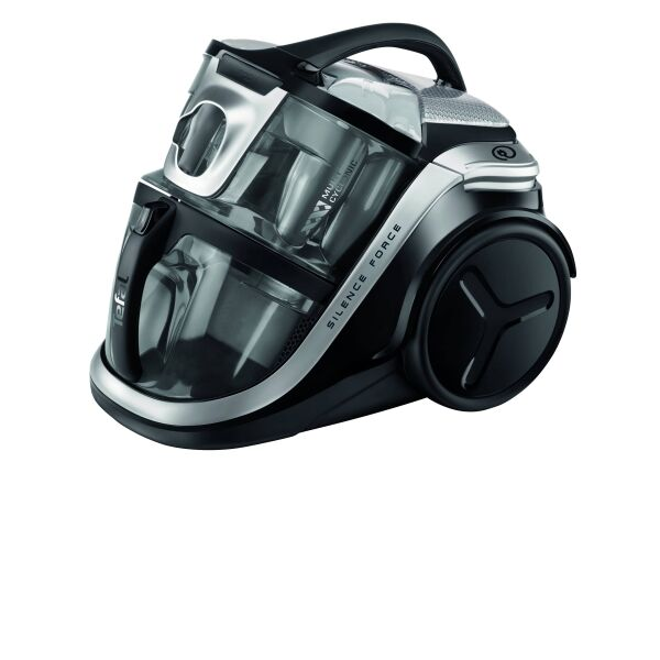 Пылесос с контейнером TEFAL SILENCE FORCE MULTI CYCLONIC TW8396EA