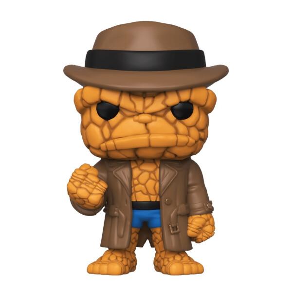 Фигурка Funko POP! Bobble: Marvel: Fantastic Four: The Thing (Disguised) (Exc)