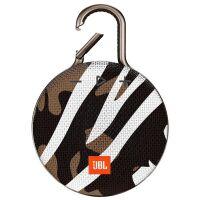 270x270-Беспроводная колонка JBL Clip 3 (черно-коричневый камуфляж)