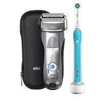 270x270-Электробритва BRAUN 7893s + Электрическая зубная щетка BRAUN Oral B Pro500/D16