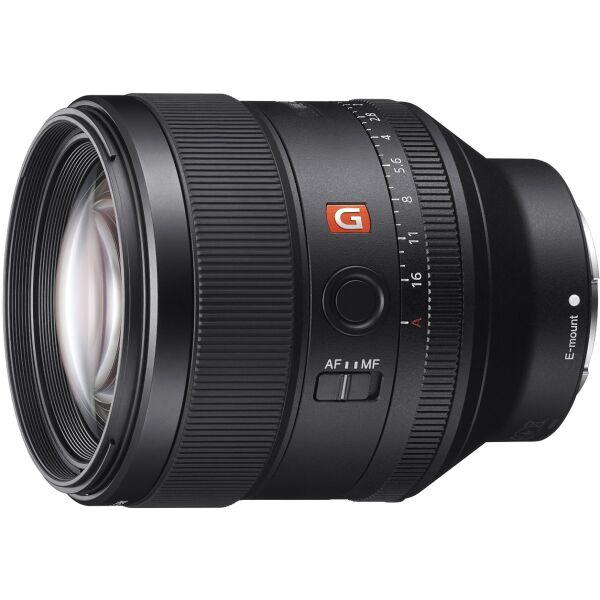 Объектив Sony FE 85 мм F1.4 GM (SEL85F14GM)