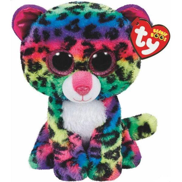 Мягкая игрушка TY INC Леопард Dotty (37189)