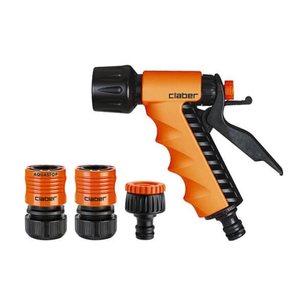 Пистолет поливочный Claber Starter set 1/2 8551