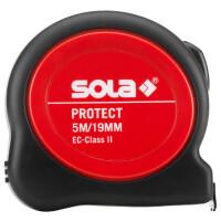 270x270-Рулетка SOLA Protect PE 5м/19мм (50550501)