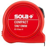 270x270-Рулетка SOLA Compact CO 5м/19мм (50500501)