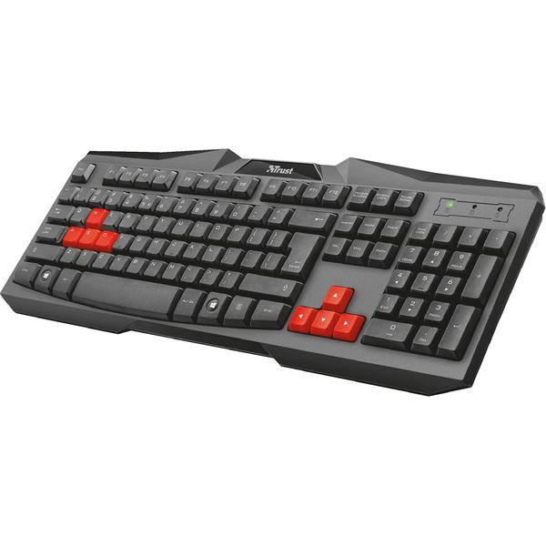 Клавиатура TRUST ZIVA Gaming 22115