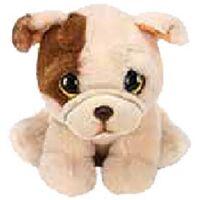 270x270-Мягкая игрушка TY INC Щенок Pug (40175)