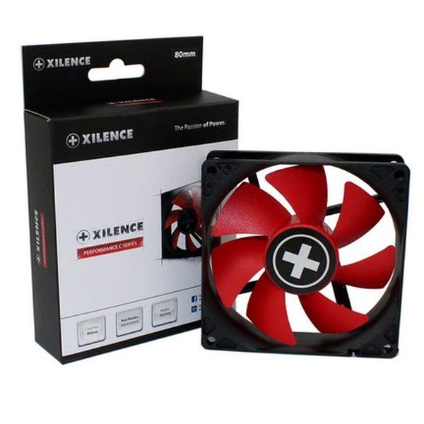 Вентилятор для корпуса Xilence XPF80.R  (XF037)