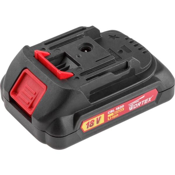 Аккумулятор WORTEX CBL 1820 CBL (18200029)