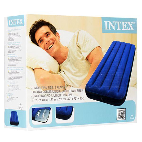 Надувной матрас INTEX Compact Classic 68950