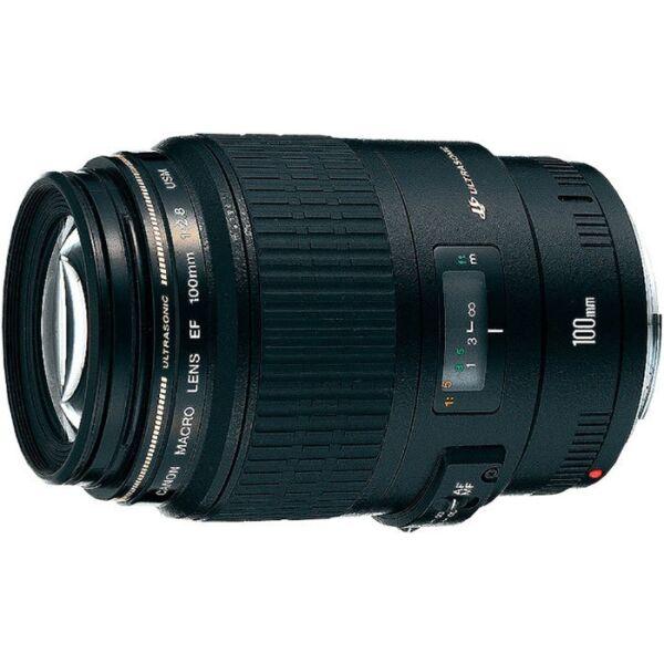Объектив Canon EF 100 mm F/2.8 macro USM