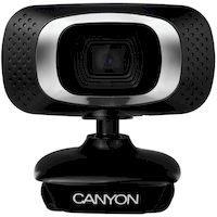 270x270-Веб-камера CANYON CNE-CWC3 Black