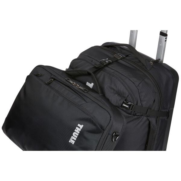 Дорожная сумка на колёсах Thule TSR356BLK (чёрный)