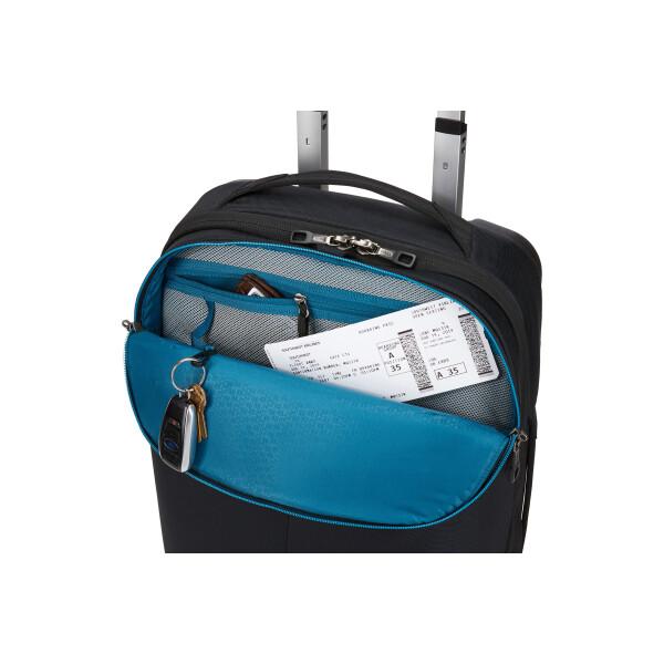 Дорожная сумка на колёсах Thule TSR336BLK (чёрный)