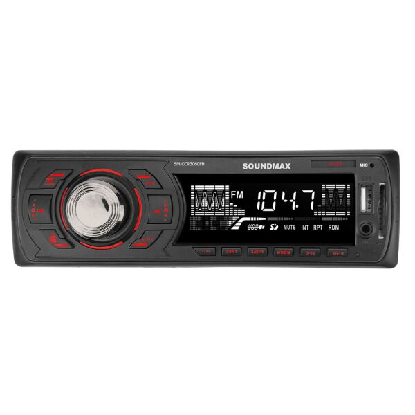 USB-магнитола Soundmax SM-CCR3060FB