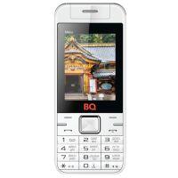 270x270-Мобильный телефон BQM-2424 Nikko белый/зеленый