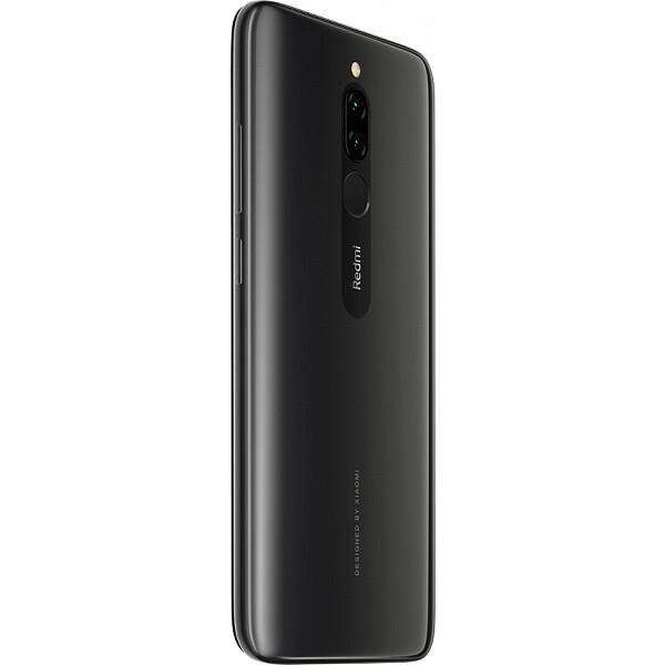 Смартфон Xiaomi Redmi 8 4GB/64GB RU (черный)