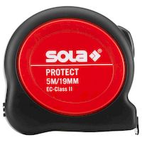 270x270-Рулетка SOLA Protect PE 8м/25мм (50550801)