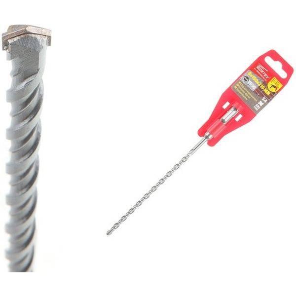 Сверло по бетону WORTEX SDS-plus E2 диаметр 8.0 мм (WHD1108210C111)