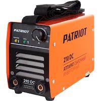 270x270-Сварочный инвертор Patriot 210DC MMA