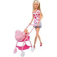 270x270-Кукла Штеффи Simba в наборе с младенцем, мебелью и аксессуарами, 10 5730861