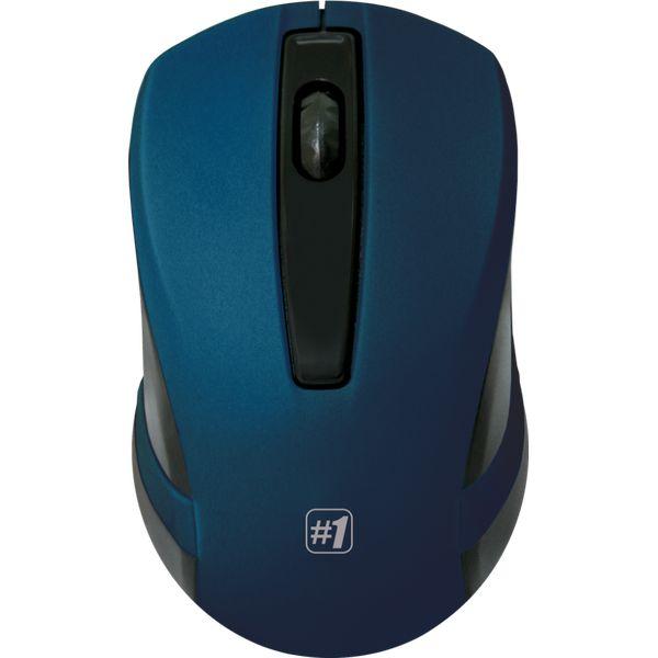 Беспроводная оптическая мышь Defender MM-605 синий Артикул 52606