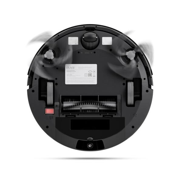 Пылесос Elari SmartBot Turbo SBT-002T black