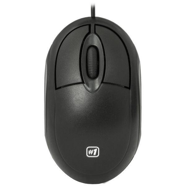 Мышь DEFENDER #1 MS-900, черный