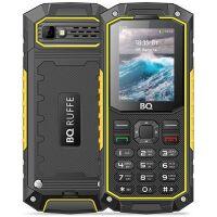 270x270-Мобильный телефон BQ Ruffe Чёрно-жёлтый (BQ-2205)