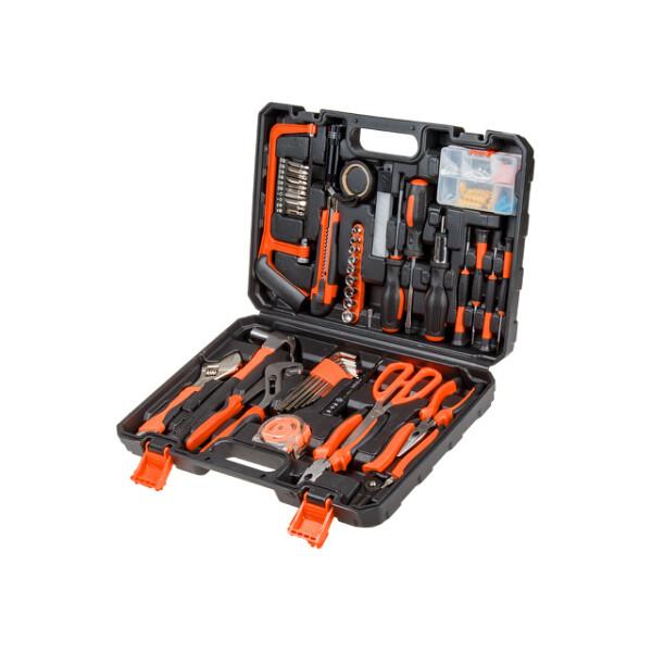 Набор ручного инструмента WORTEX HT 101 (HT10101026) 101 предмет