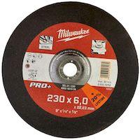 270x270-Диск шлифовальный по металлу MILWAUKEE SG 27/230 230мм/6мм 4932451504