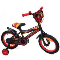Детский велосипед Favorit Biker 14 (красный)
