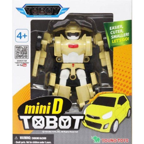 Робот-трансформер Tobot Мини D 301027
