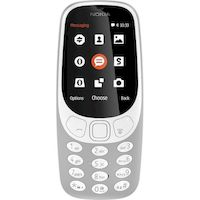 270x270-Телефон GSM Nokia 3310 Dual SIM (серый)