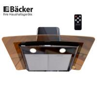 Вытяжка BACKER QD60E-TGL200RC DG Black