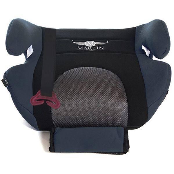 Автомобильное детское кресло MARTIN NOIR YOGA Dark Grey (BAB002)