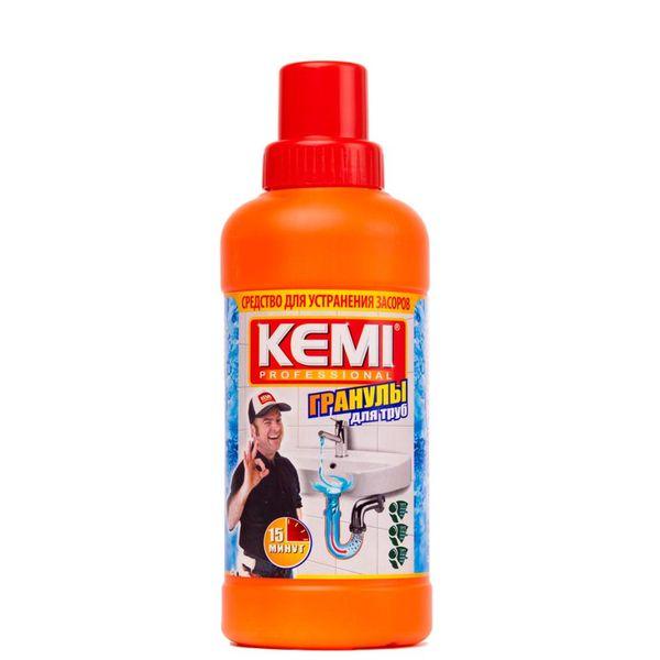 Средство для удаления засоров KEMI Professional