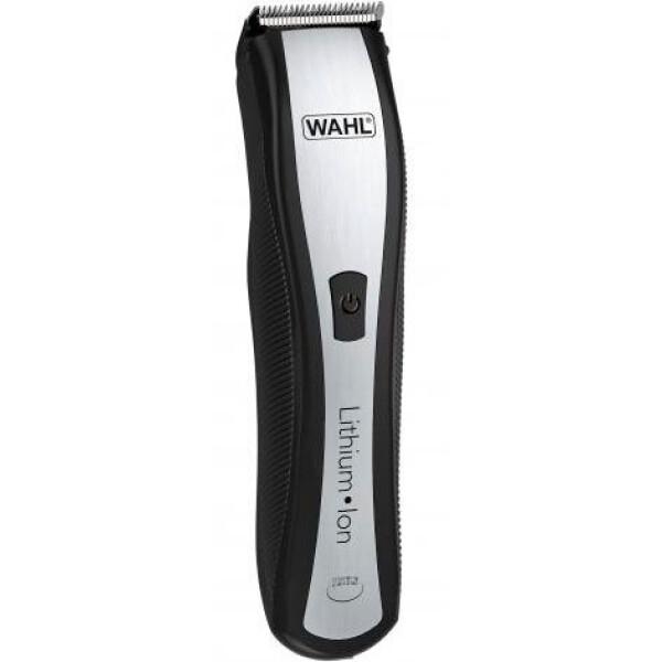Машинка для стрижки Wahl 1481-0460 черный/серебристый
