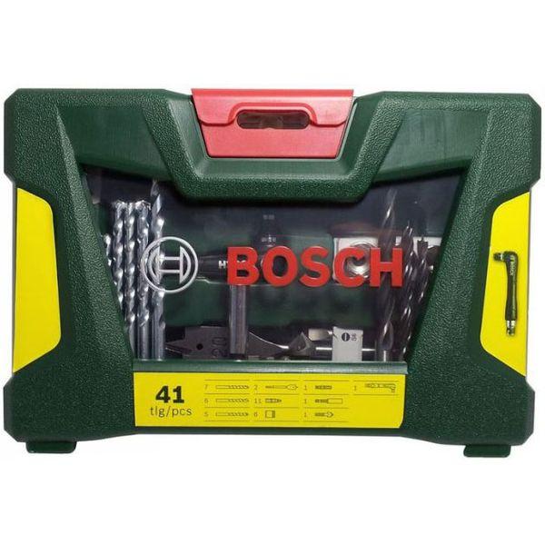 Набор оснастки Bosch V-Line (2607017316)