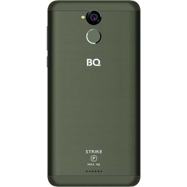 Смартфон BQ Strike Power Max 4G Мятно-Серый Шлифованный (BQ-5510)