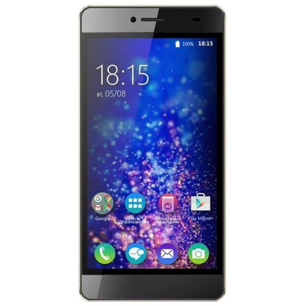 Смартфон BQ-Mobile BQS-5070 Magic Коричневый