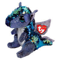 Мягкая игрушка TY INC Дракон Kate (36343)