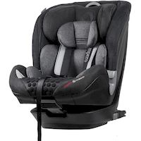 270x270-Автокресло Coletto IMPERO ISOFIX Black